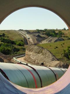 KM pipeline