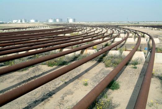 Petrofac crude oil trunkline