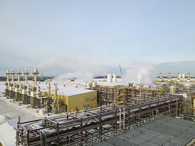 Husky Energy to sell oil and gas processing assets in Canada for ...
