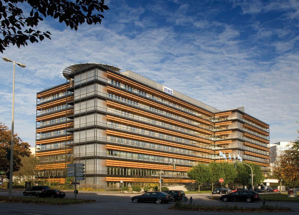 RWE Dea Headquarters