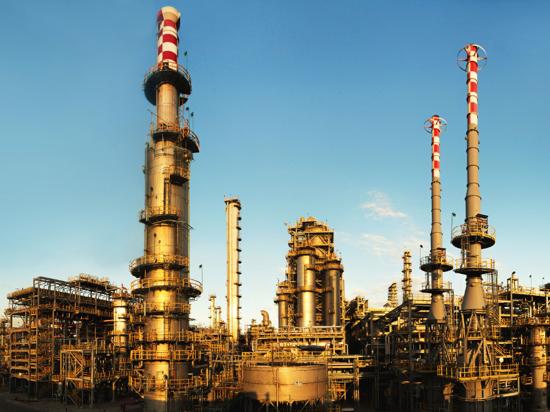 Petron Bataan Refinery is the largest refinery in the Philippines. Image courtesy of Petron Corporation.