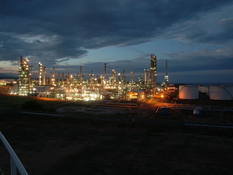 Petron Bataan Refinery
