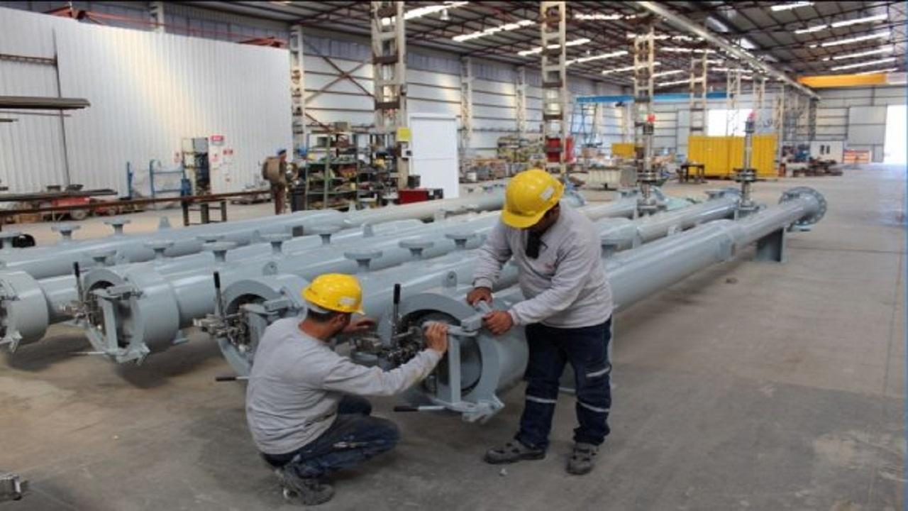 Garraf oil field began initial production in August 2013. Credit: ERGIL.