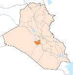 Karbala oil refinery is located in Karbala province, Iraq. Credit: Schwabenblitz / Alamy Stock Photo.