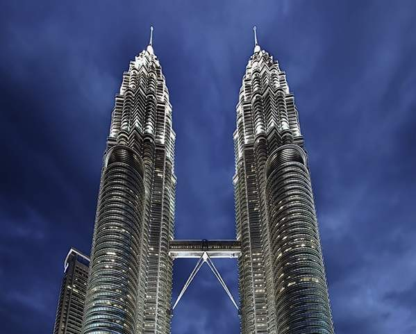 Malaysia-based company Petronas is building an integrated petrochemical project to produce premium petroleum products. Credit: Someformofhuman.