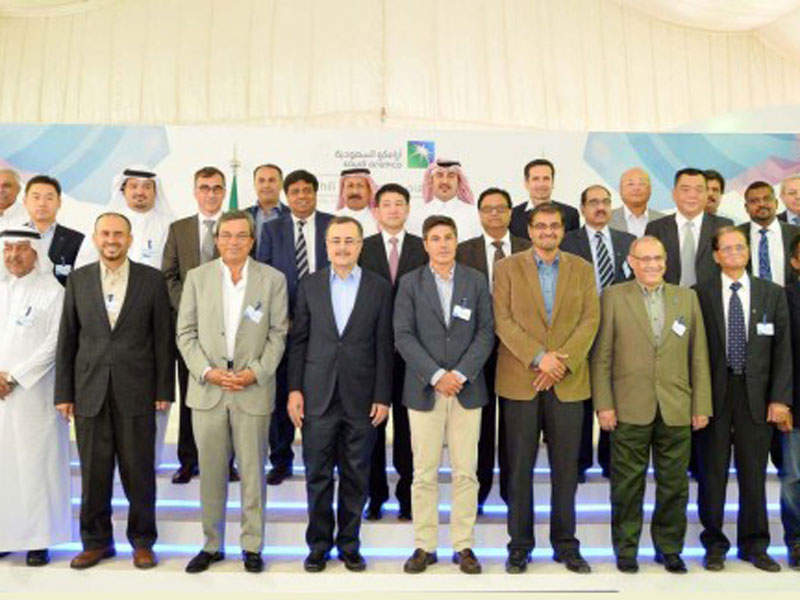 Tecnicas Reunidas has been awarded two turnkey projects for the 2.5bcf/d Fadhili gas plant. Credit: Saudi Arabian Oil Co.