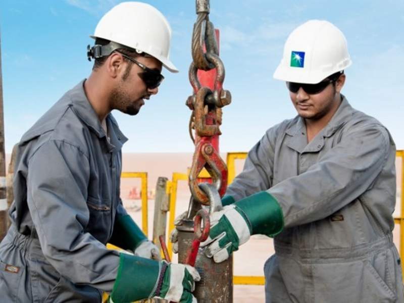 The gas plant will increase Saudi Arabia's sales gas capacity to 12.2bcf/d by 2021. Credit: Saudi Arabian Oil Co.