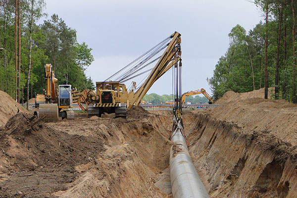 The proposed pipeline will traverse West Virginia, Virginia and North Carolina. Image courtesy of Ulrichulrich.