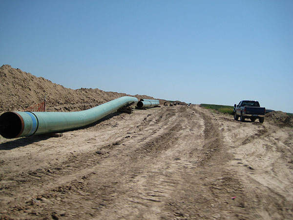 The world's longest oil and gas pipelines
