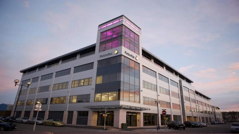 Petrofac Office In Aberdeen Photo Courtesy Of