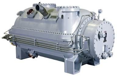 Multistage Compressor Units