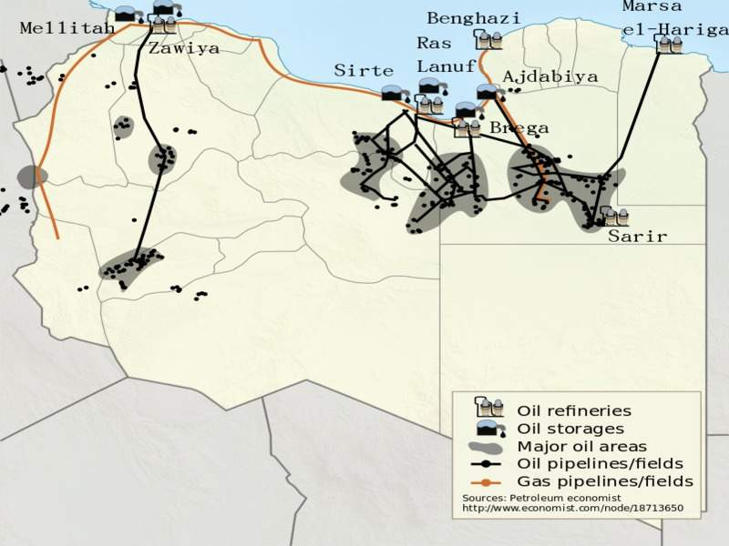 OMV restarts production in Libya's Sirte and Sharara oil fields
