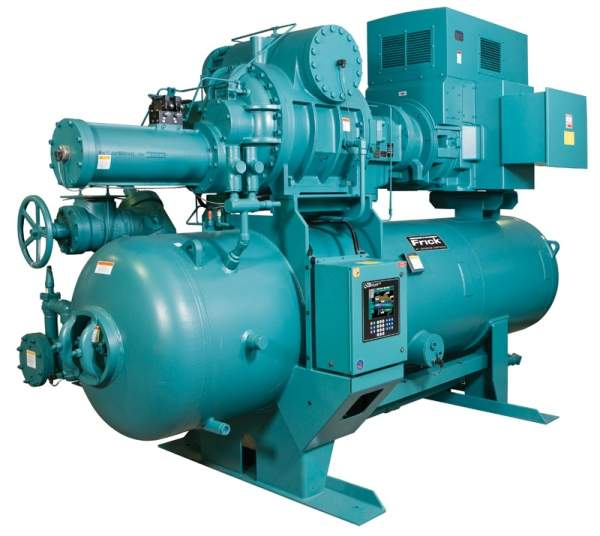 Oil-Flooded Rotary Screw Compressors