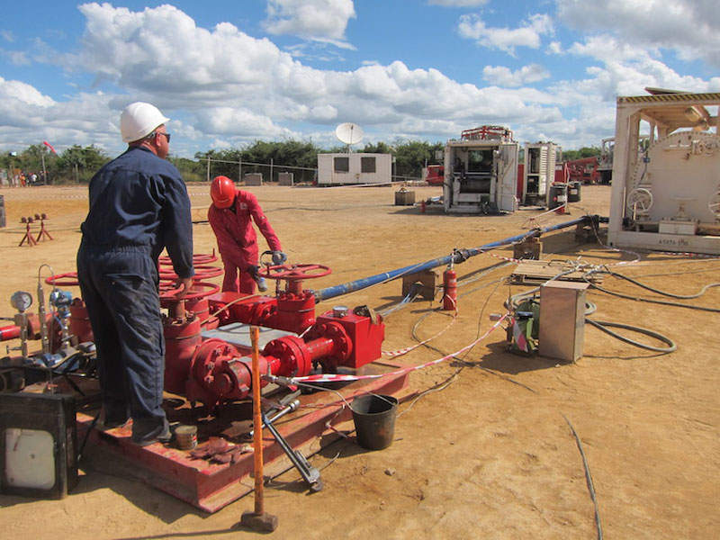 Development of the field is expected to provide the much needed gas supply in the country. Image courtesy of Solo Oil.