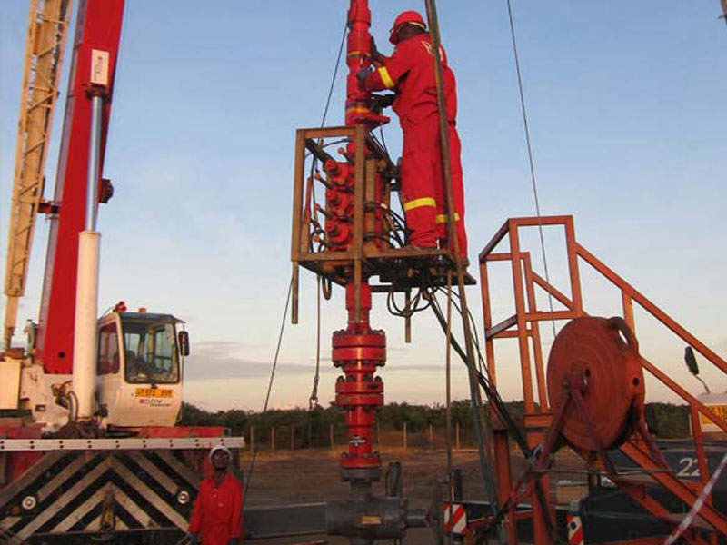 A third appraisal well is planned to be drilled to further delineate the field. Image courtesy of Solo Oil.