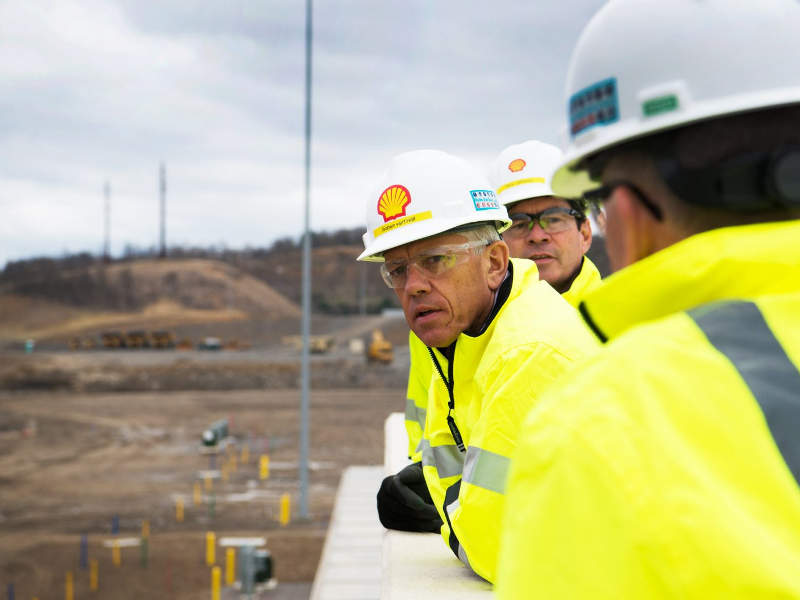 Construction works on the project are expected to be completed over ten years. Credit: Shell.