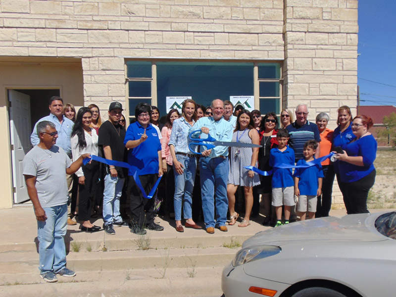 MMEX has opened a regional office in Fort Stockton to facilitate the project development. Credit: MMEX Resources.