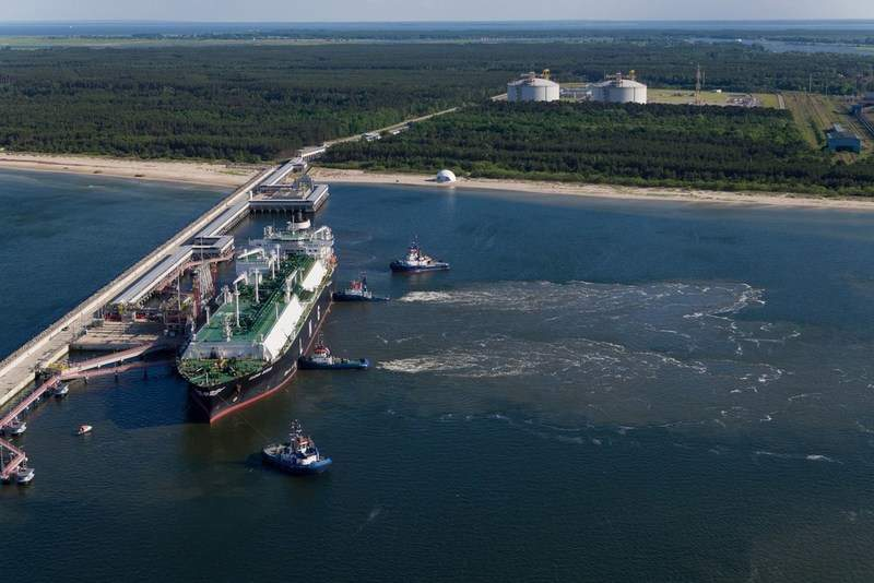 Poland Pgnig Signs Contract For Lng Supplies From Us Hydrocarbons