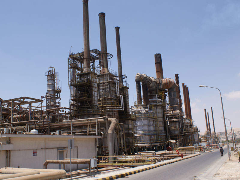 The expansion project will add a residue hydroprocessing unit, which will use Veba Combi-Cracking technology. Credit: Jordan Petroleum Refinery Co Ltd.