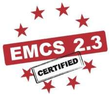 opentas emcs 2.3 certified