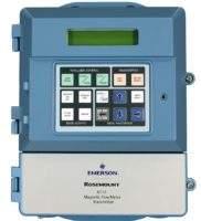 Rosemount 8712EM Wall Mount Magnetic Flow Meter Transmitter