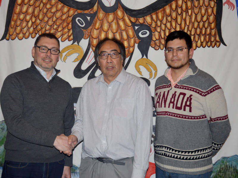 Steelhead LNG Corp. and the Huu-ay-aht First Nations (HFN) agreed to work together for the development of the Kwispaa LNG Project.