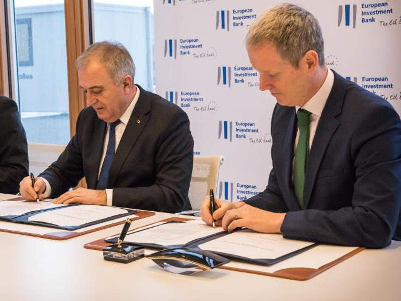 Transgaz also received €100m (approximately $117m) loan from the European Investment Bank for the natural gas pipeline. Credit: European Investment Bank.