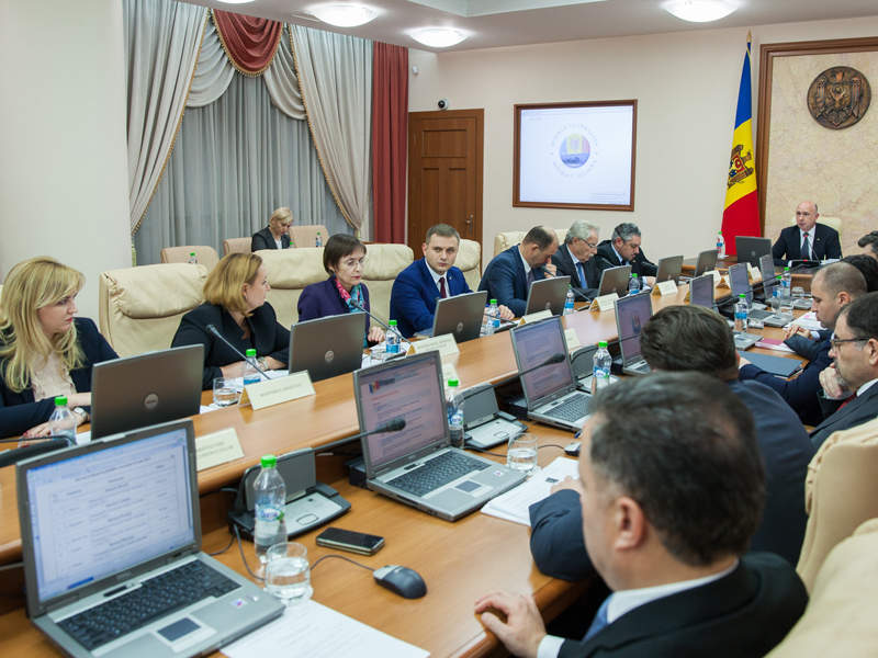 Romania is providing Moldova a grant of €550,000 ($600,285) for the project. Credit: Government of Moldova.