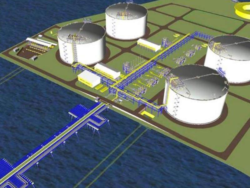 Nong Fab LNG terminal