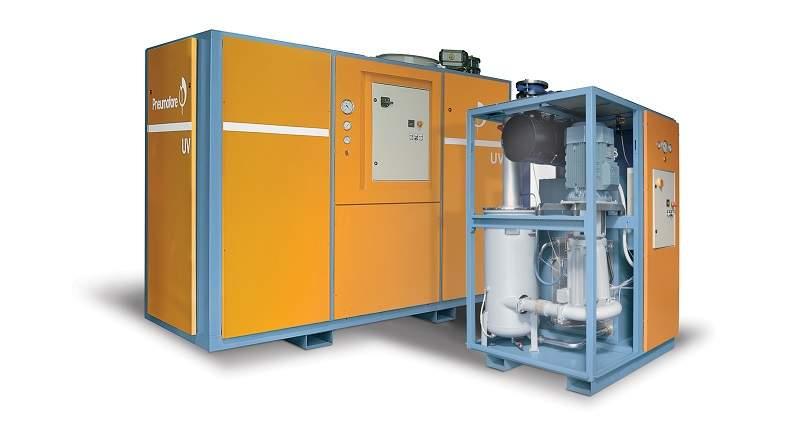 pneumofore uv series pump