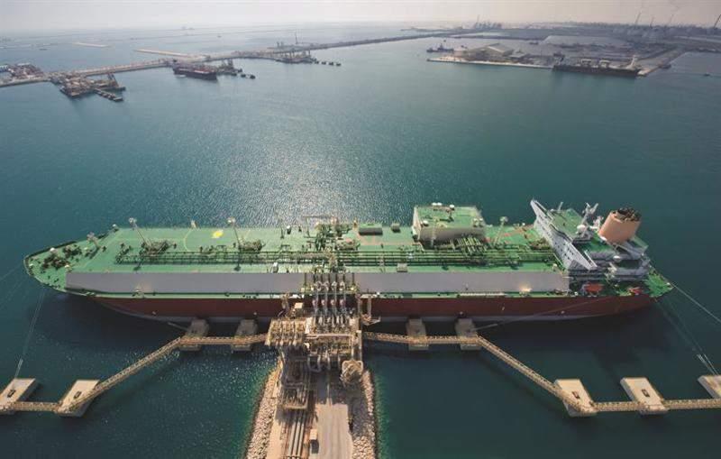 qatargas LNG china