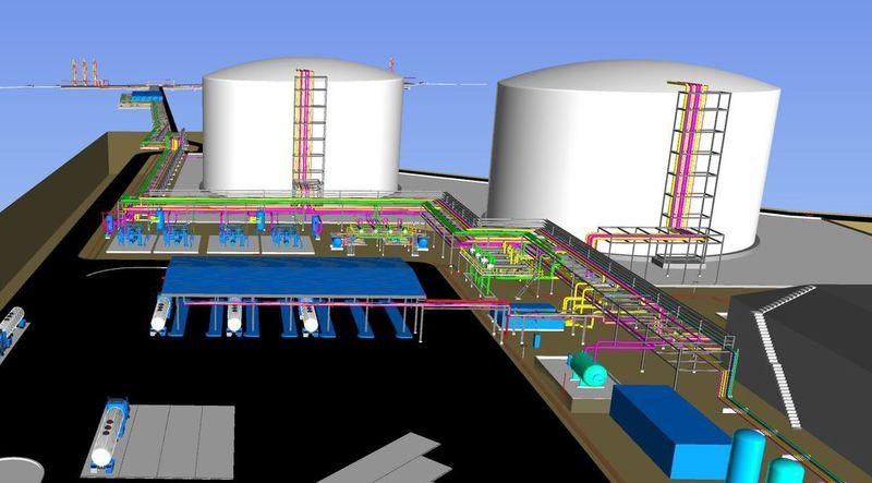 Equinor LPG terminal