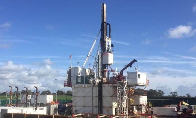 Cuadrilla Lancashire fracking site