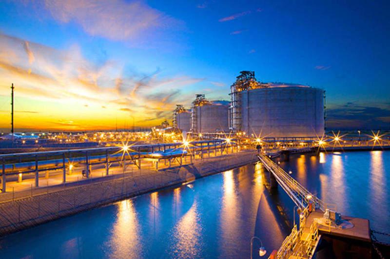 Sempra LNG export projects
