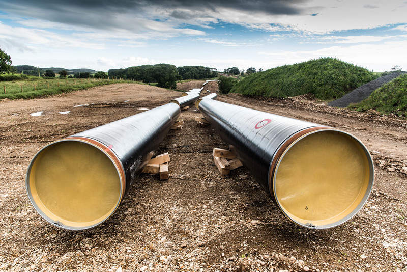 WB Xpress pipeline