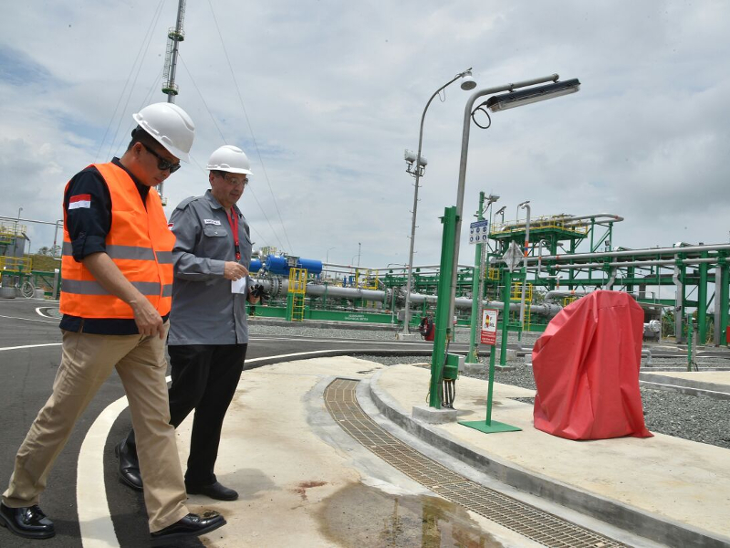 The expansion project will increase Balikpapan refinery's production capacity from 260,000 barrels per day (bpd) to 360,000bpd. Image courtesy of KEMENTERIAN ENERGI DAN SUMBER DAYA MINERAL.