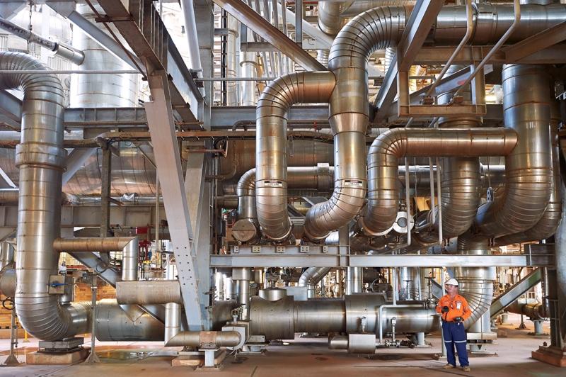 Jacobs Karratha gas plant
