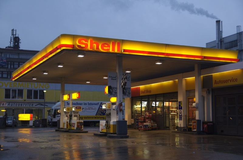Shell China oil products trading licence