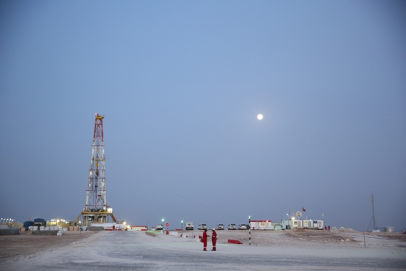 Bp And Eni Sign Agreement To Explore Block 77 In Oman