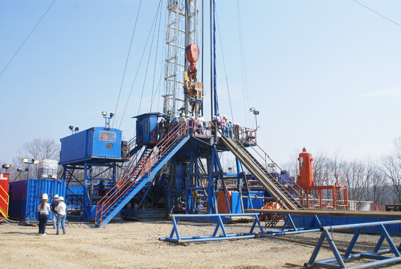 oil and gas operations emission