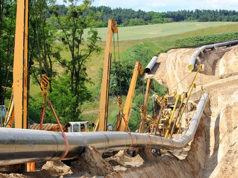 The pipeline will have a total length of 480km. Credit: GASCADE Gastransport GmbH.