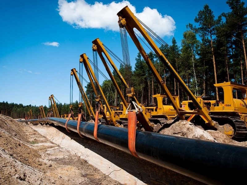 European Gas Pipeline Link (EUGAL) - Hydrocarbons Technology