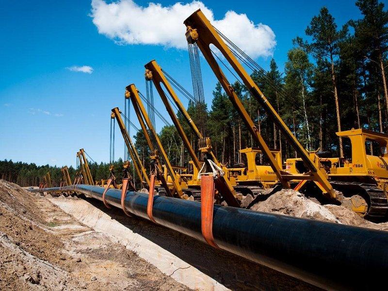 The EUGAL pipeline will have a capacity to supply 55 billion cubic meters of gas in a year. Credit: Bonatti Società per Azioni.
