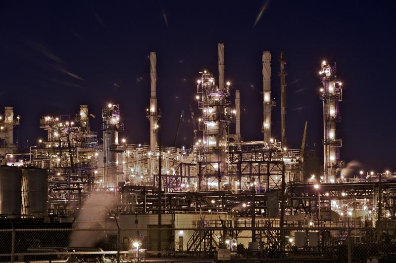 strategic oil storage
