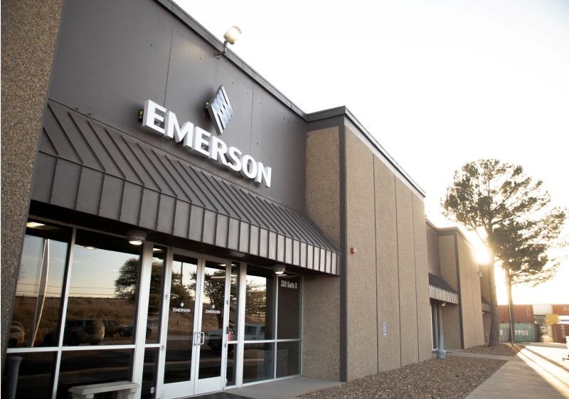 Emerson service centre