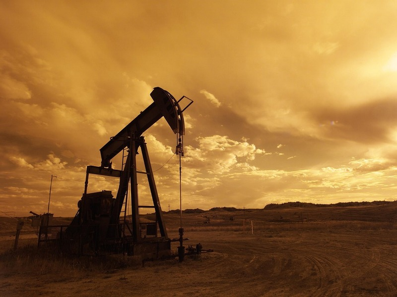 Wyoming oil and gas drilling