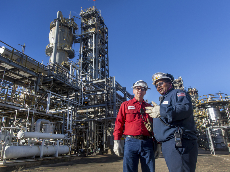 Beaumont refinery expansion is a part of ExxonMobil's 'Growing the Gulf Initiative'. Credit: Business Wire.