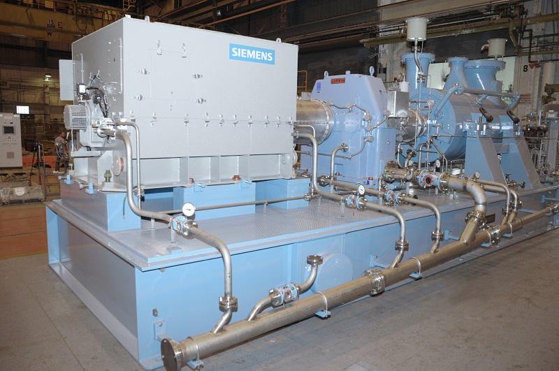 Dresser-Rand DATUM centrifugal compressor
