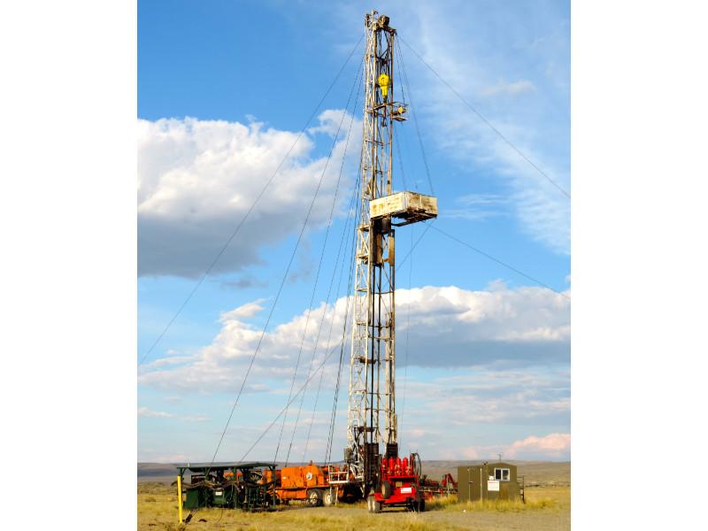 Bretana oil field