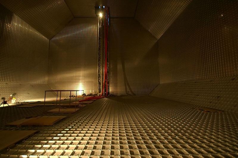 LNG Tank Interior